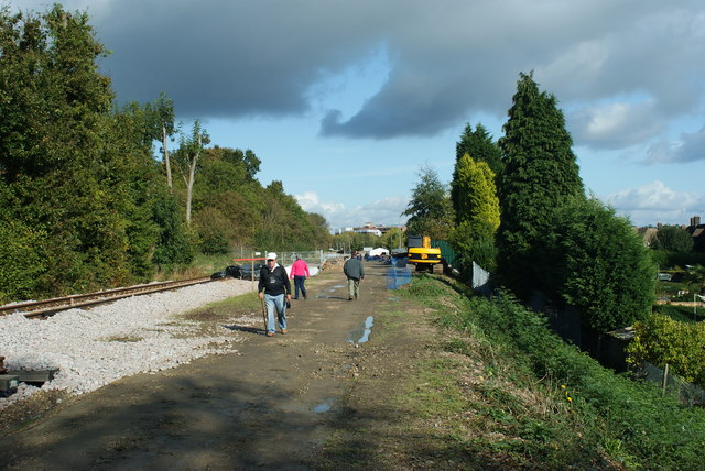 Bluebell Railway Trackbed, East Grinstead