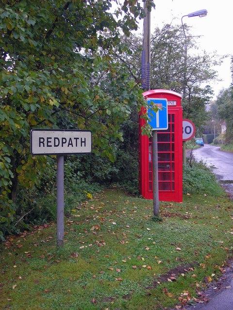 The Telephone Box, Redpath