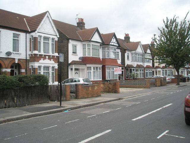 Park Avenue housing