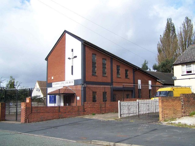 Marsh Lane Pentecostal Church, Charlemont