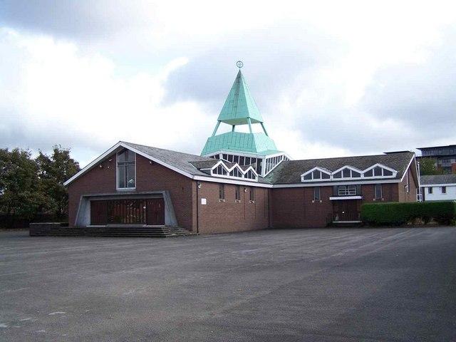 Holy Cross Church, Stone Cross