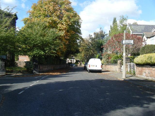 North Drive, Wavertree