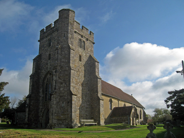 St Mary's Church, Warbleton, East Sussex