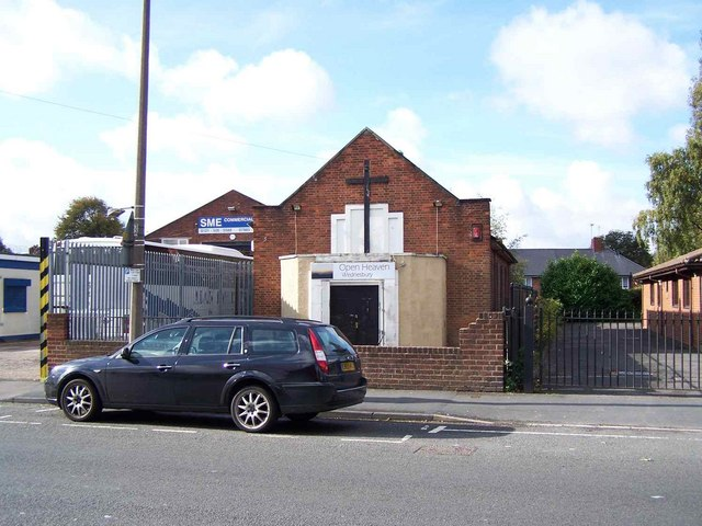Open Heaven Church, Wednesbury