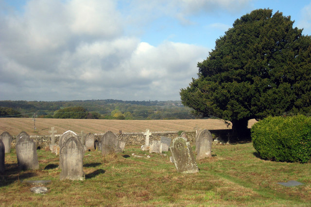 Graveyard at St Mary's Church