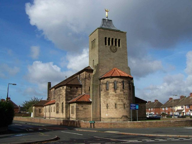 St. Francis Of Assisi, Friar Park, Wednesbury
