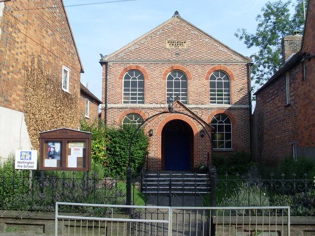 Watlington Methodist Church, Oxon