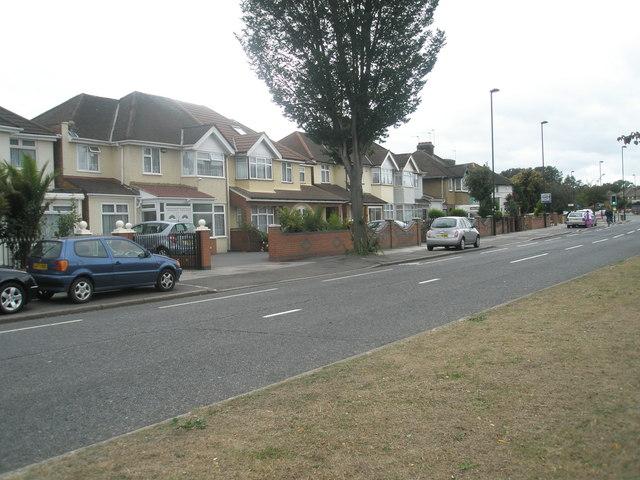 Uxbridge Road housing