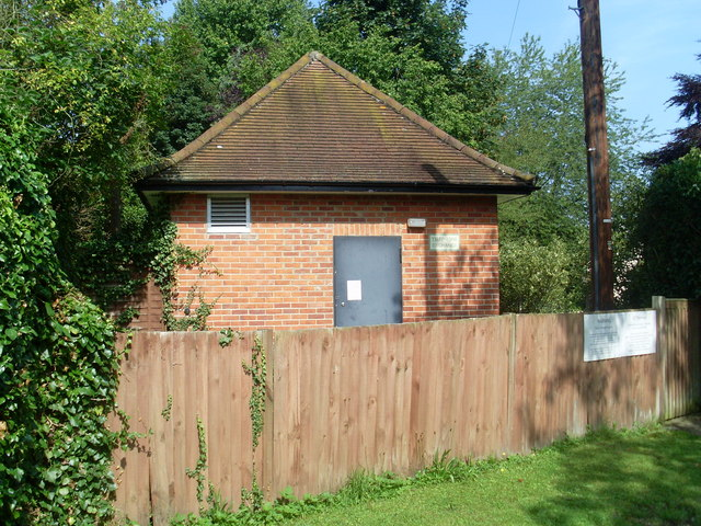 Rotherfield Greys Telephone Exchange, Oxon
