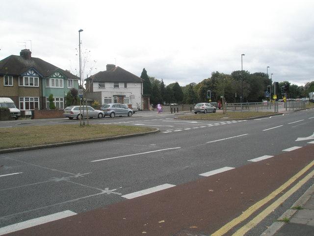 The Uxbridge Road