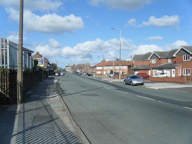Mill Lane, Wavertree.
