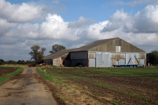 Barn on Snargate Lane
