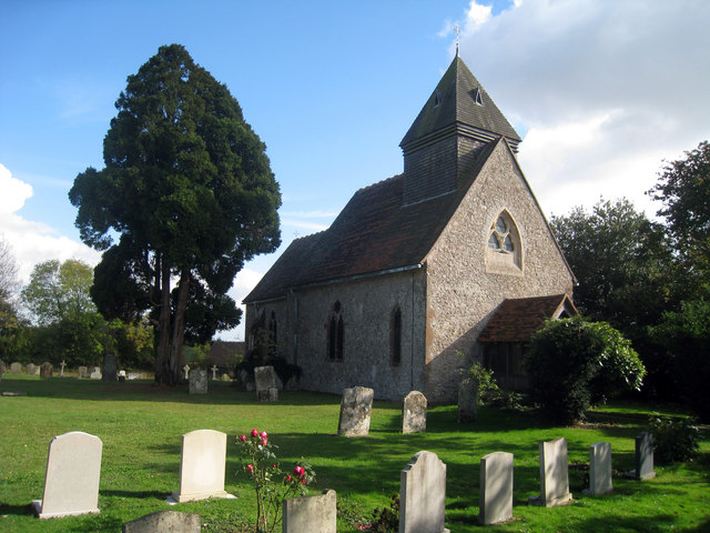 St Mary The Virgin Church, Church Lane, Orlestone, Kent