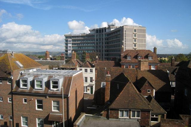 Ashford Roofscape