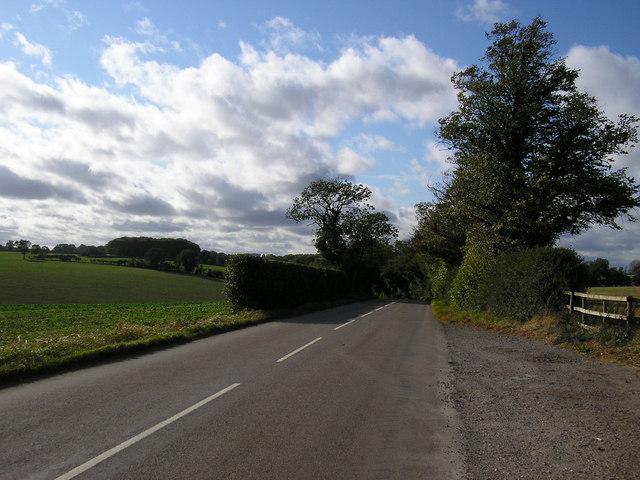 Stretton Road, Clipsham