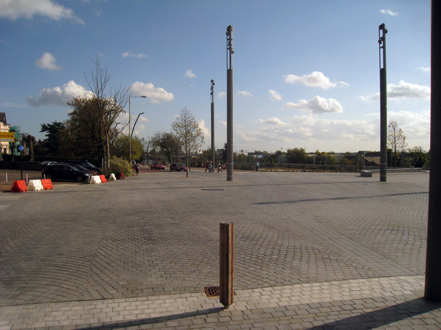 Shared Space, Ashford