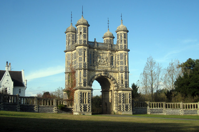 Tower Lodge, Eastwell Park
