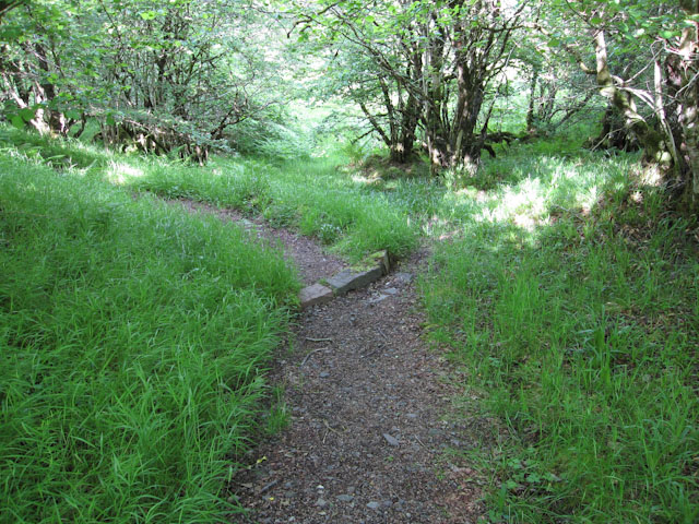 Path, Glen Nant