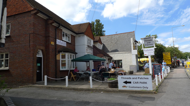Threads and Patches, High Street South, Fenny Stratford