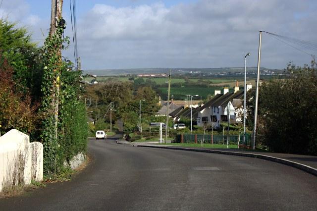 Pinch Hill, Marhamchurch
