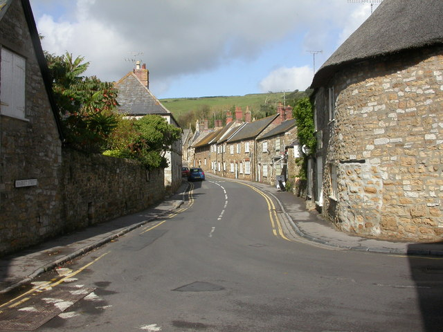 Abbotsbury, cottages