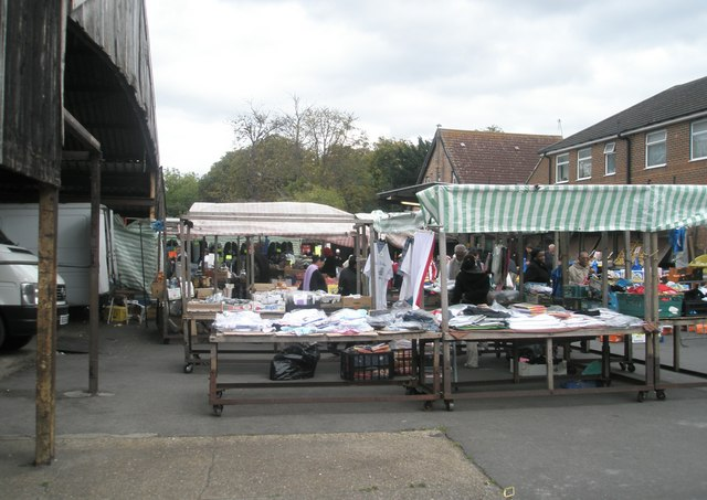Saturday afternoon in Southall Market (5)