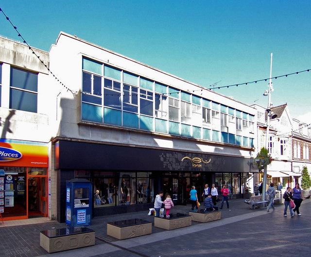 New Look, Victoria Street, Grimsby