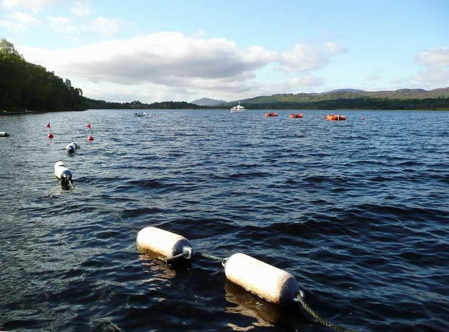 Watersports at Loch Insh