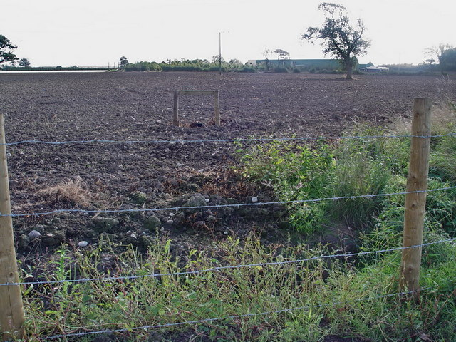 Reinstated Farmland Following Pipeline Works