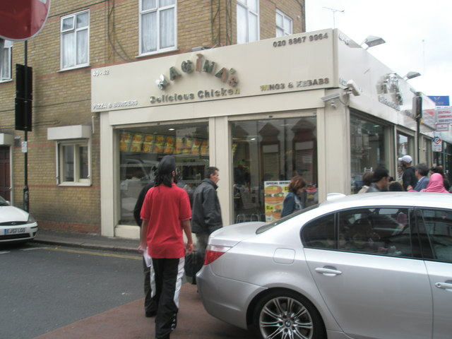 Nagina's in Avenue Road