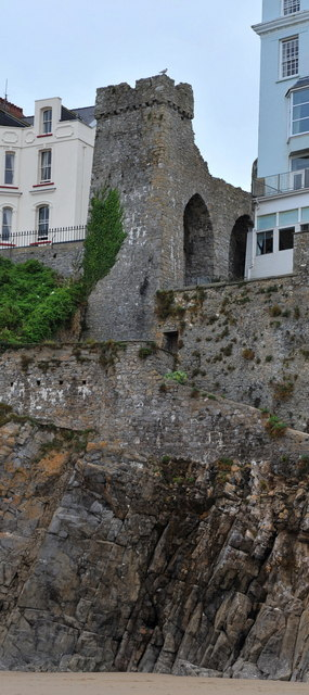 Town Wall Abutment