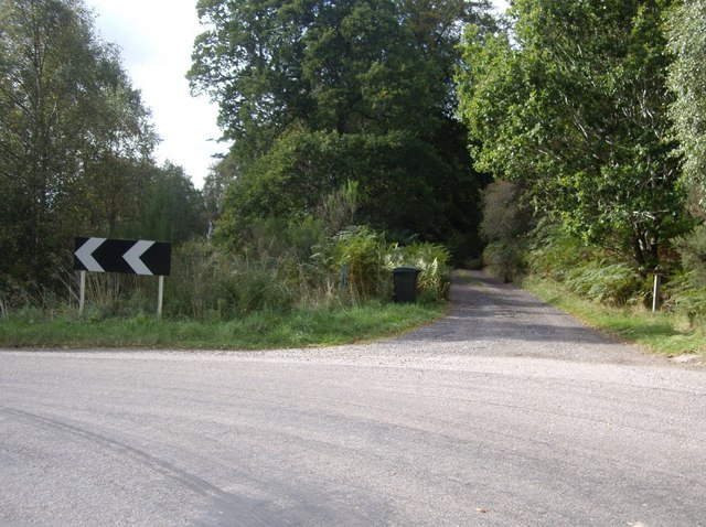 Track to Netherbyre