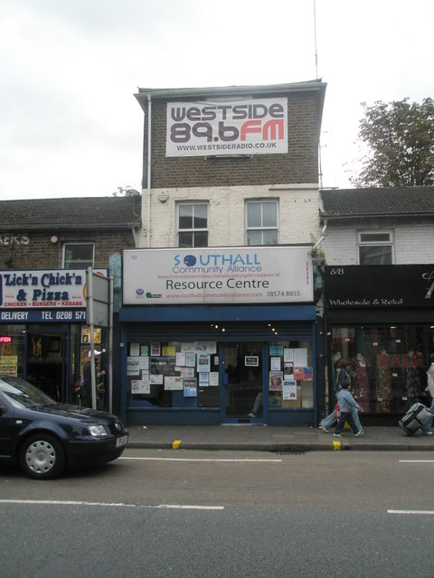 Southall Resource Centre in the High Street