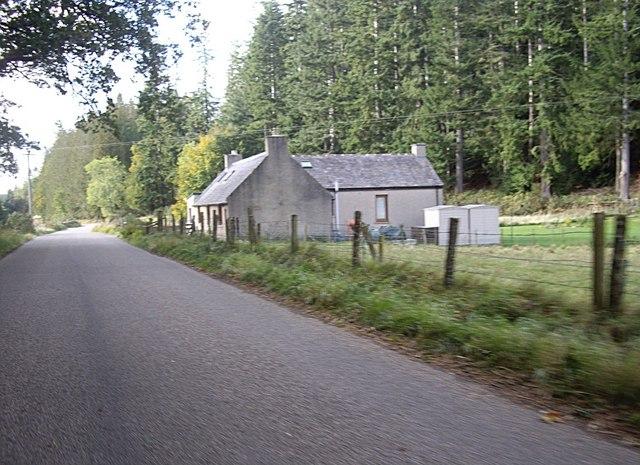 Rowan Cottage, Torrieston