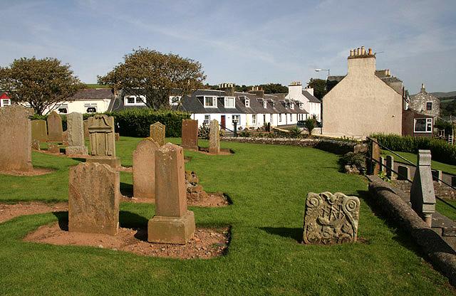 Ballantrae Parish Churchyard