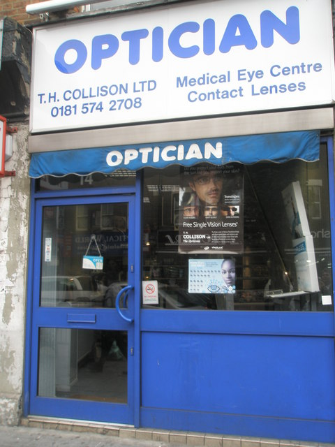 Optician in The Broadway