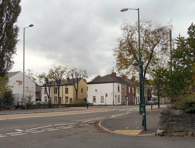 Zebra on Stockport Road