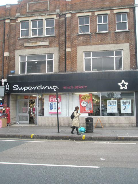 Superdrug in The Broadway