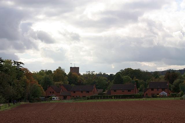 Much Marcle Church Tower