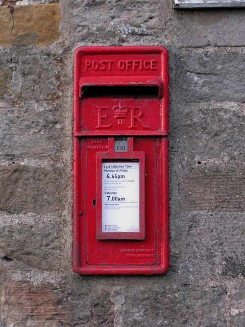 Rokeby Postbox