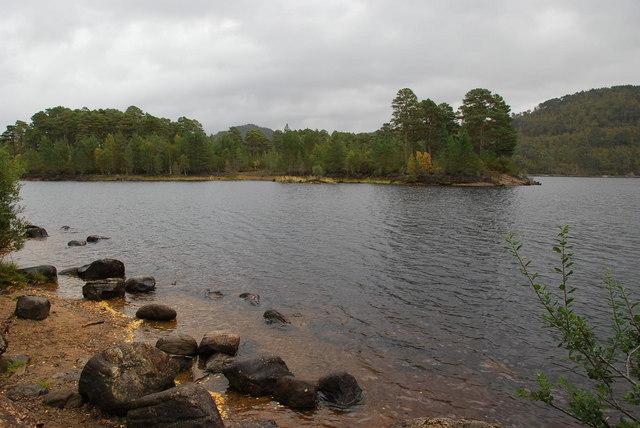 Loch Beinn a` Mheadhoin