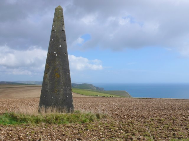 Old Navigation Beacon Chaldon Down