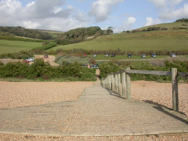 Abbotsbury, boardwalk