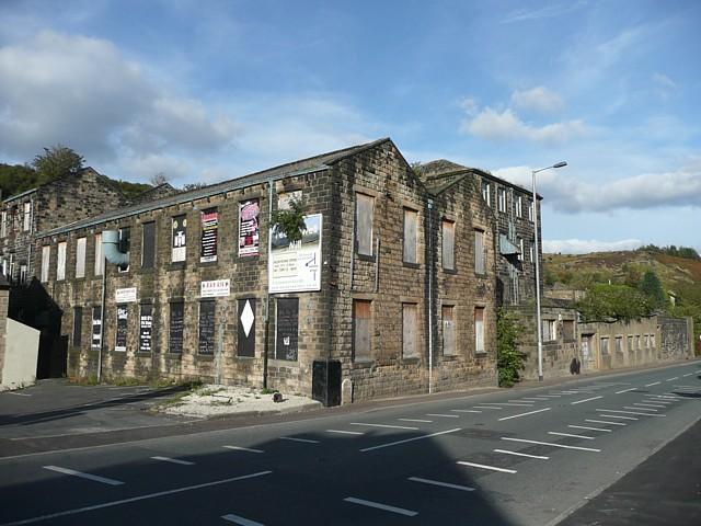 Cinderhill Mills, Todmorden