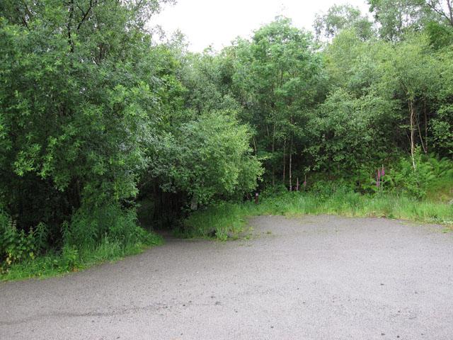 Glasdrum Wood Car Park