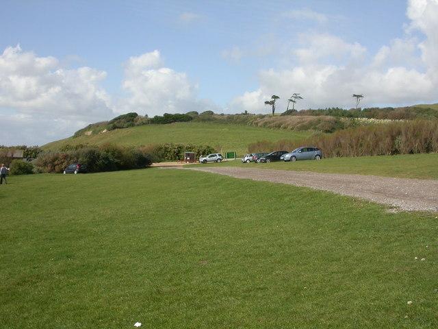 Abbotsbury, car park