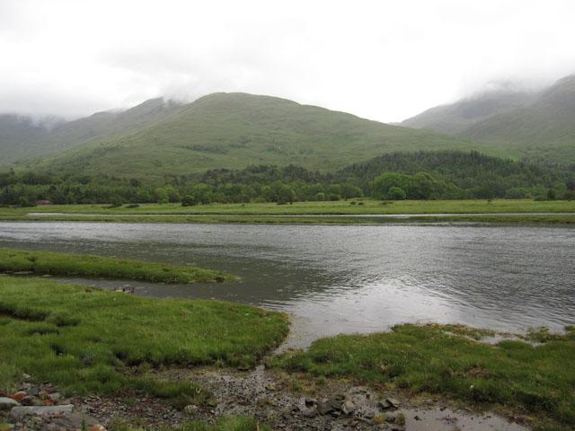 Loch Creran headwaters