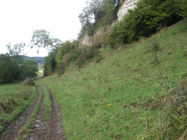 Footpath to Dale End
