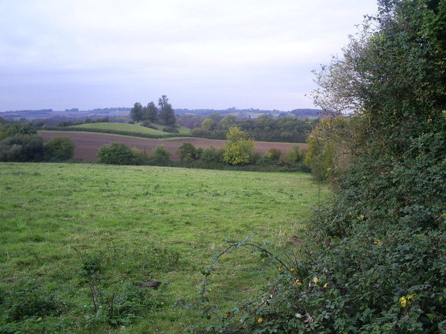 Burn Hill tumulus from the south east