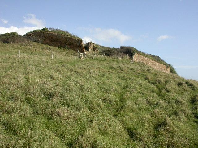 Abbotsbury, Buller's Cliff